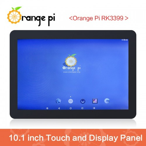 Orange Pi RK3399 10.1inch LCD Touch Screen & Display Panel screen - OP1102