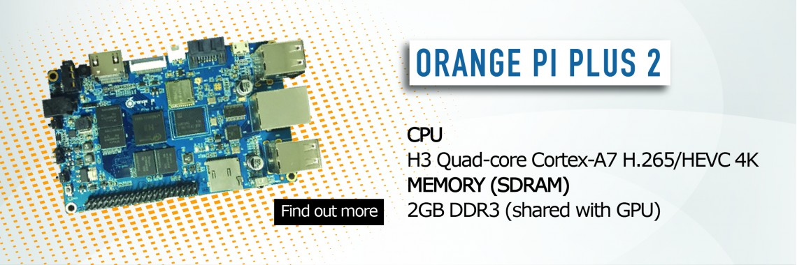 Orange Pi Plus 2