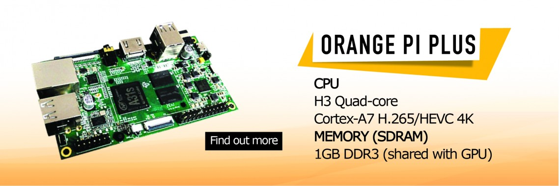 Orange Pi Plus
