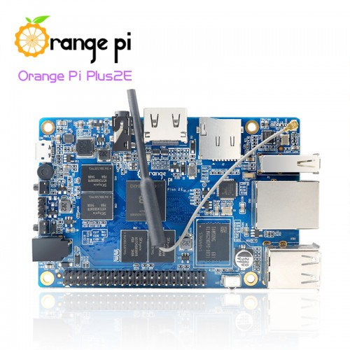 Orange Pi Zero Plus2E - OP0008